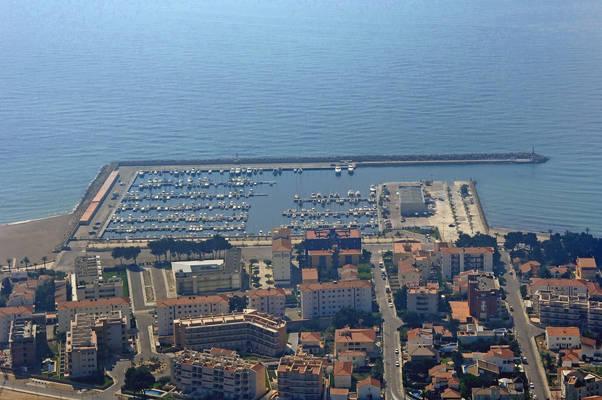 L'Hospitalet De L'Infant Marina