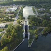Trent River Lock 11 & 12