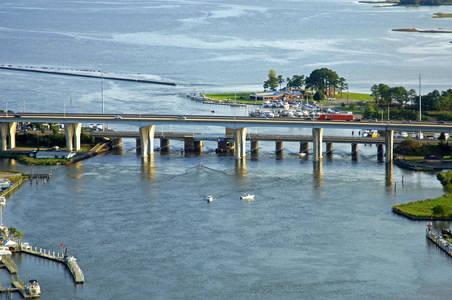 Kent Narrows Bascule Bridge