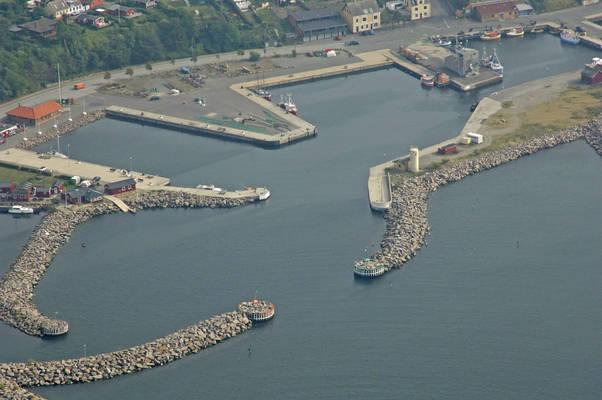 Hasle Havn Inlet