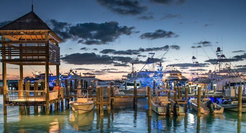 Valentines Resort Amp Marina In Dunmore Town Bahamas