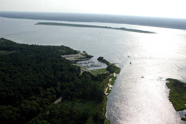 Carolina Beach State Park Marina