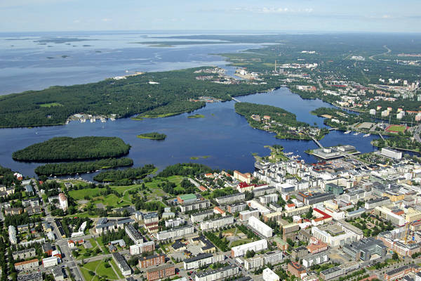Oulu Harbour