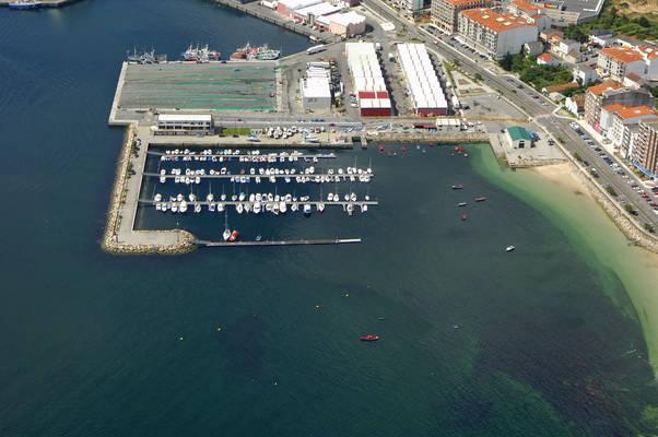 Santa Eugenia De Ribeira Marina