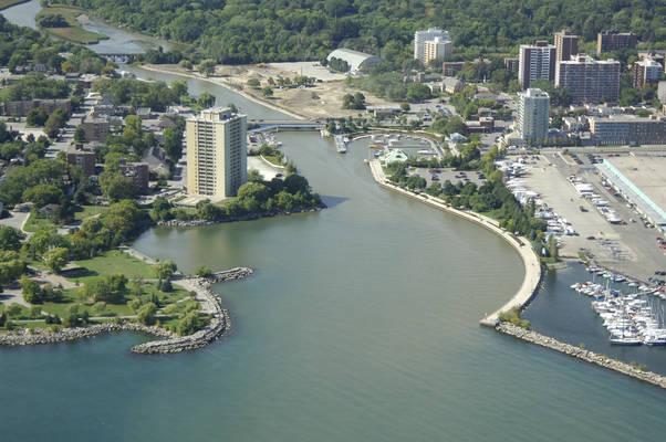 Credit River Inlet