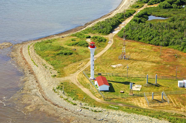 Point Escuminac Lighthouse