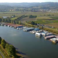 Channel Moorage Boatyard