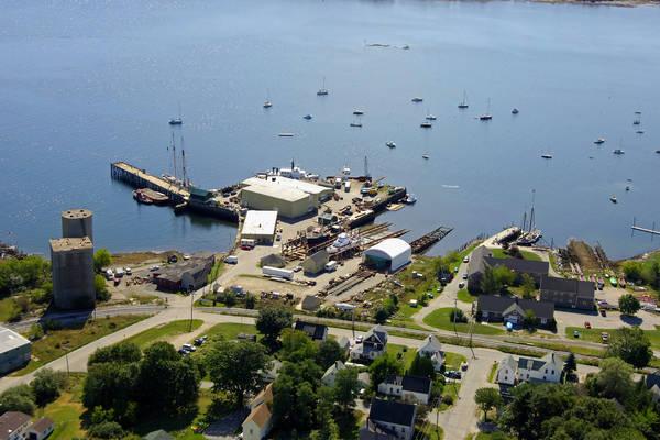 Rockland Marine Corp