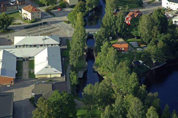 Bengtsfors Lock