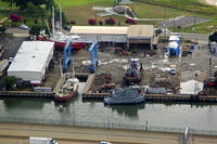 Davis Boat Works Marina