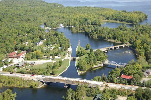Trent River Lock 27