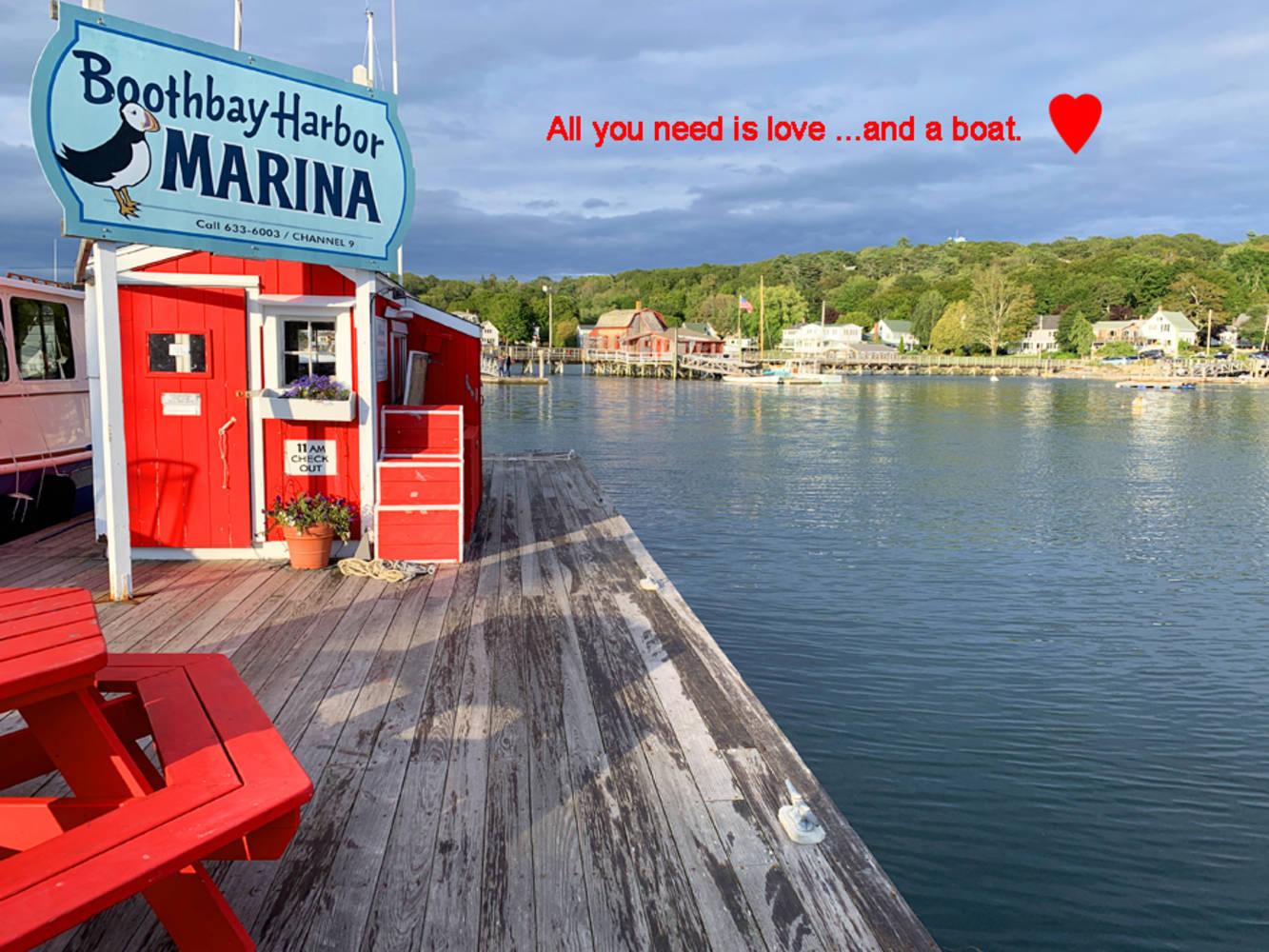 Boothbay Harbor Marina Slip Dock Mooring Reservations Dockwa