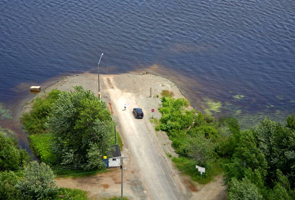 Gagetown Ferry Terminal West