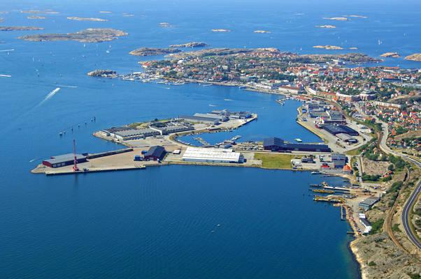 Lysekil Harbor