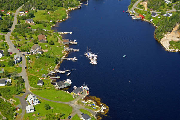 McGrath's Cove Harbour