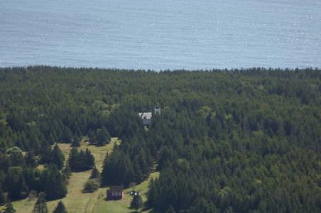 Baker Island Lighthouse