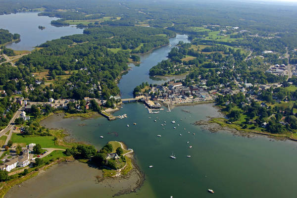 Damariscotta Town Harbor