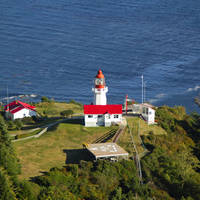 Carmanah Point Lighthouse