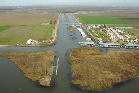 Honker Cut South Inlet