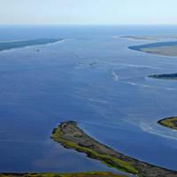 Winyah Bay Inlet