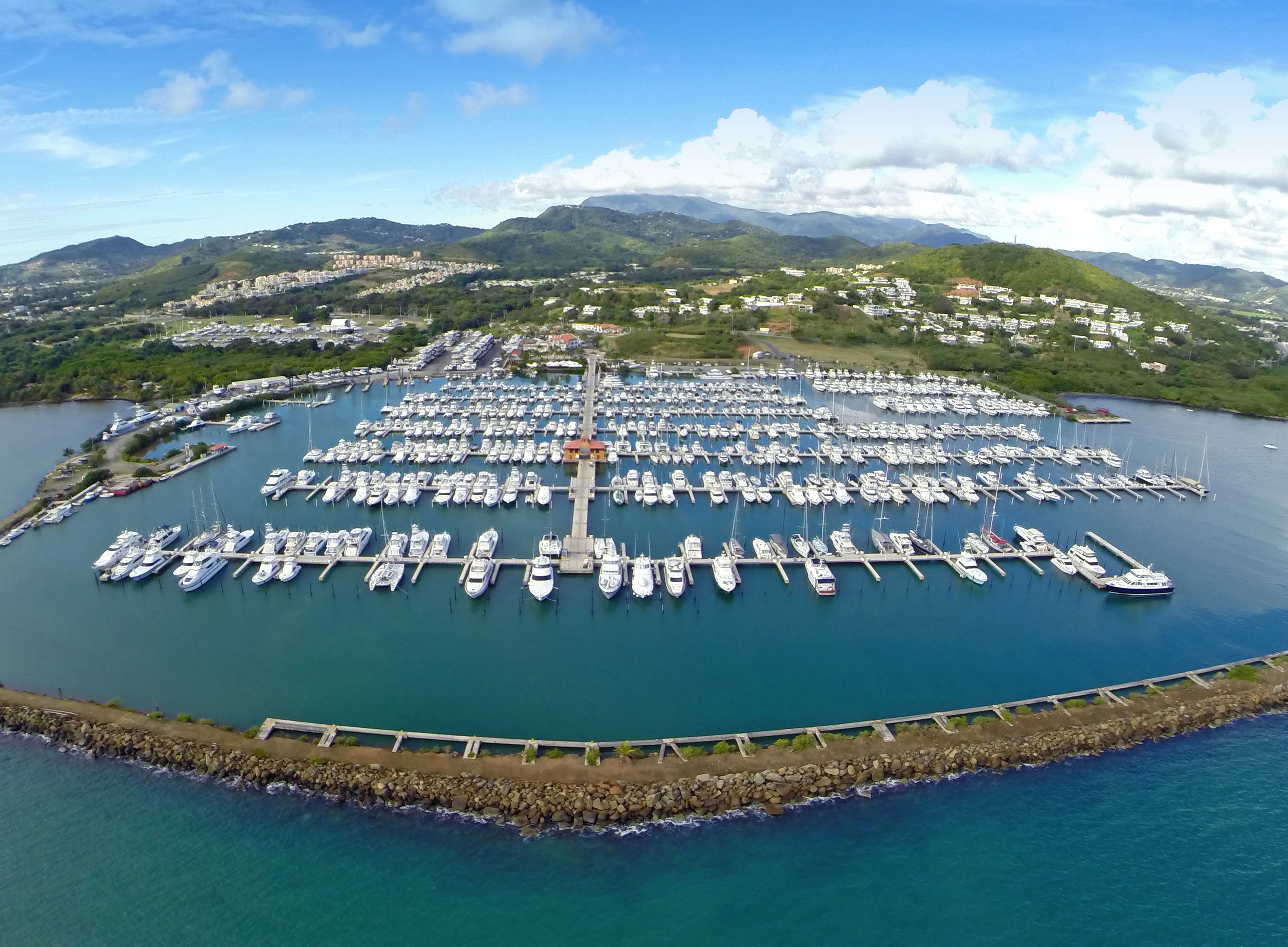Puerto del Rey Marina in Fajardo, PR, United States - Marina Reviews