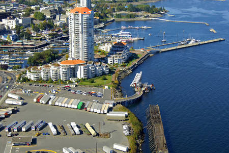 Nanaimo Harbour Ferry