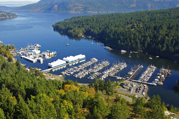 Maple Bay Marina