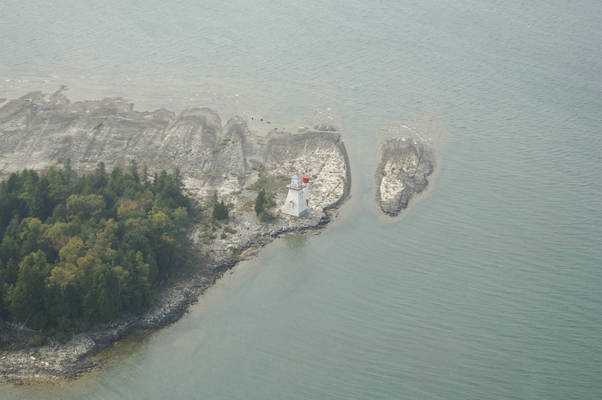 Knife Island Light