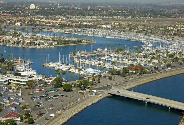 Alamitos Bay-Long Beach Marina