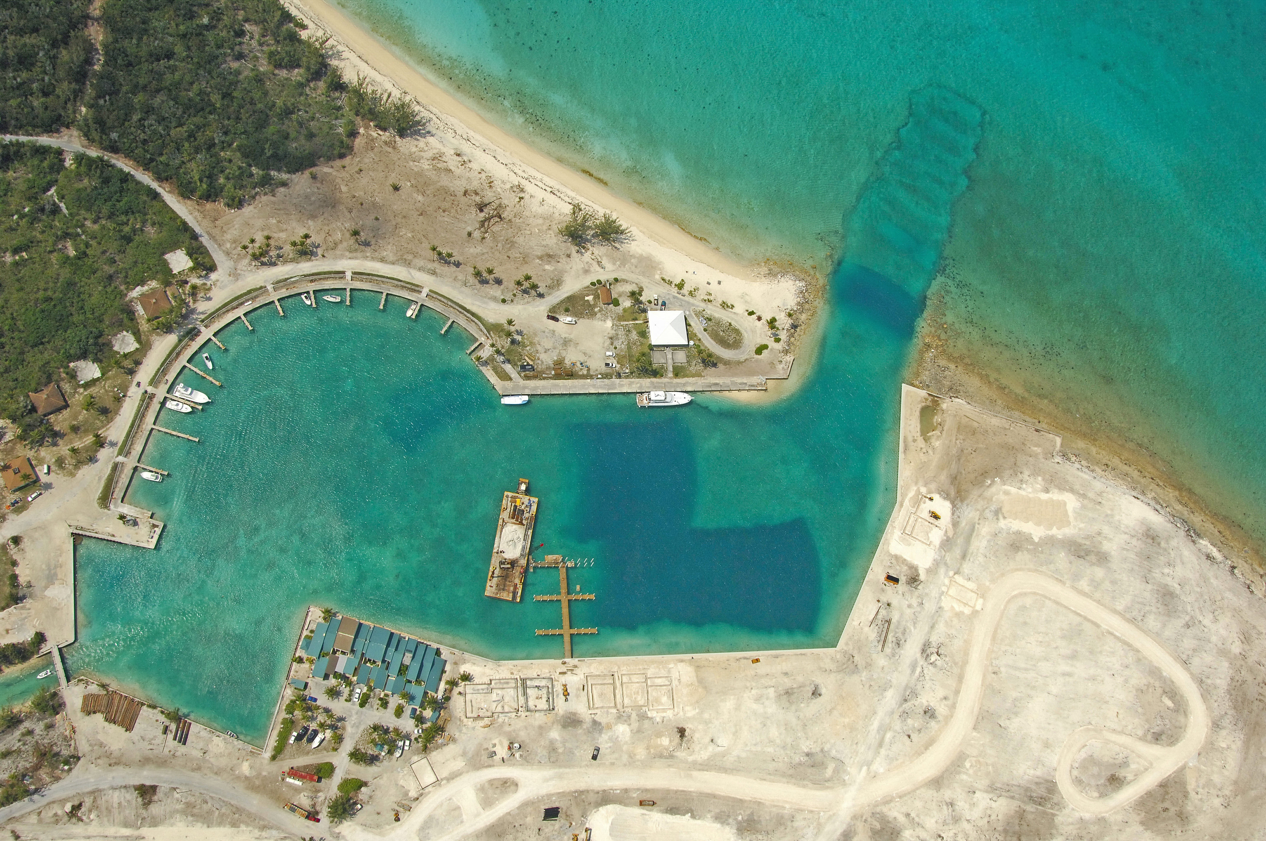 Cape Eleuthera Resort And Marina In Rock Sound EL Bahamas - Cape eleutheras luxury town homes bahamas