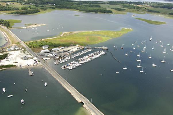 West Island Marina