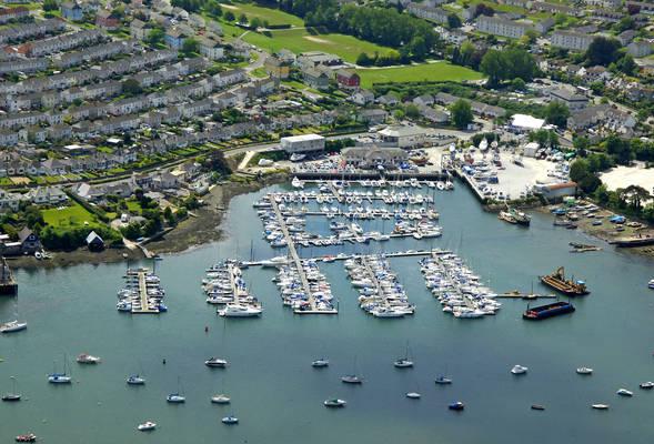 Premier Falmouth Marina & Boatyard