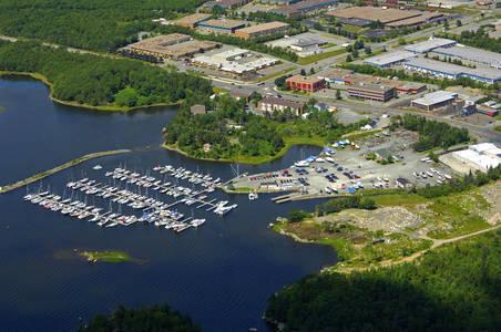 Dartmouth Yacht Club Marina