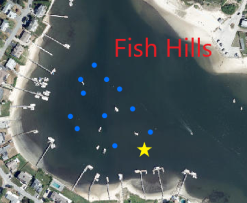 Hyannis - Fish Hills Mooring