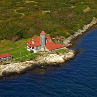 Damariscove Island Tower