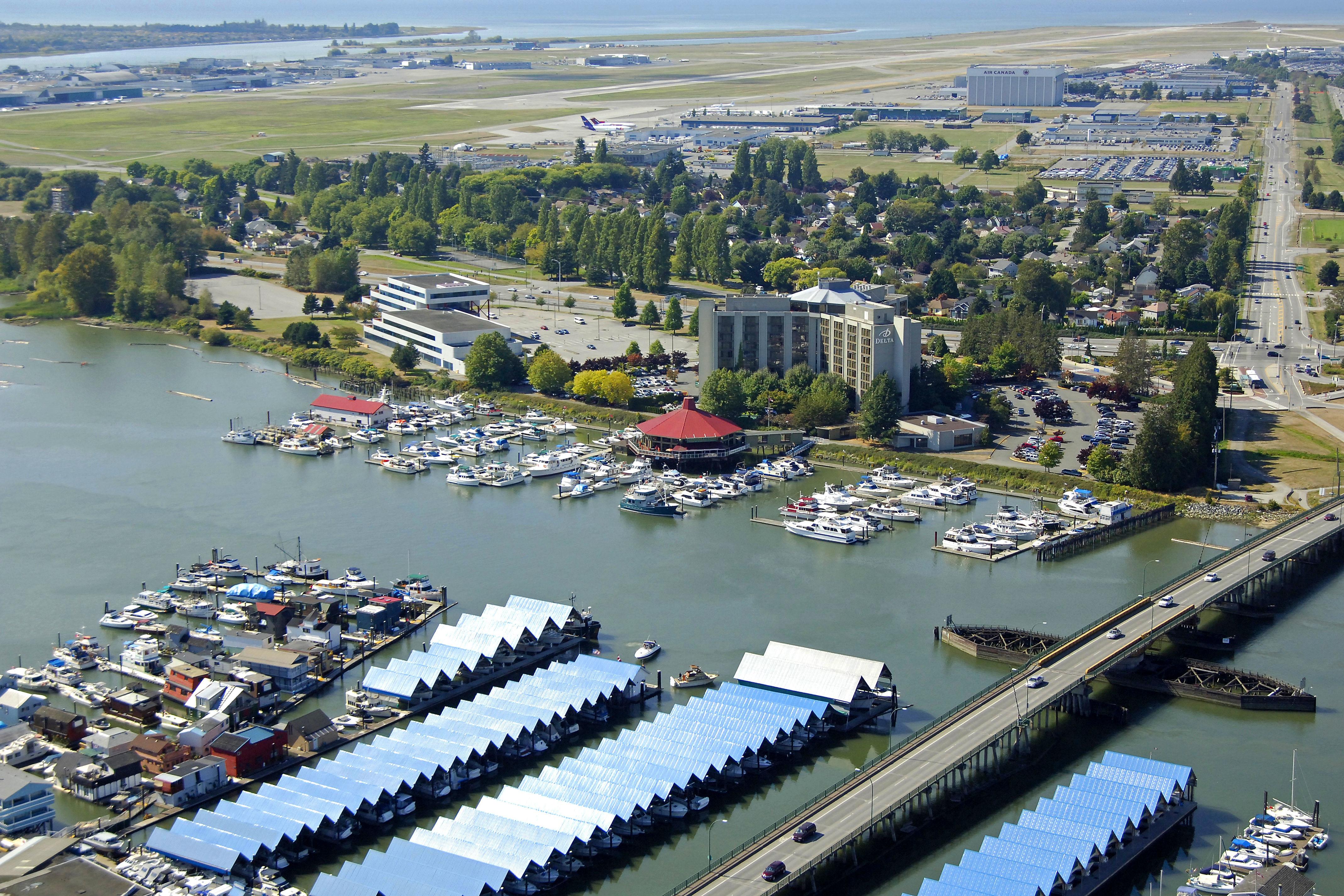 Pier 73 Marina in Richmond, BC, Canada - Marina Reviews - Phone ...