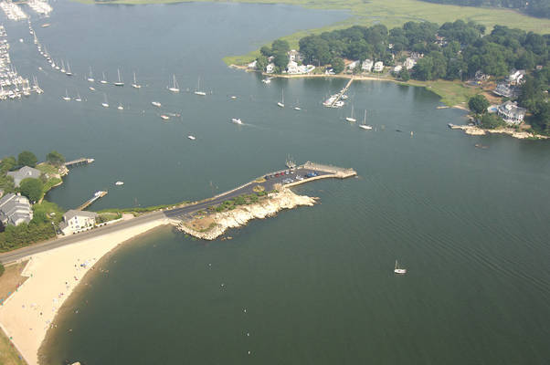Branford Harbor Dock