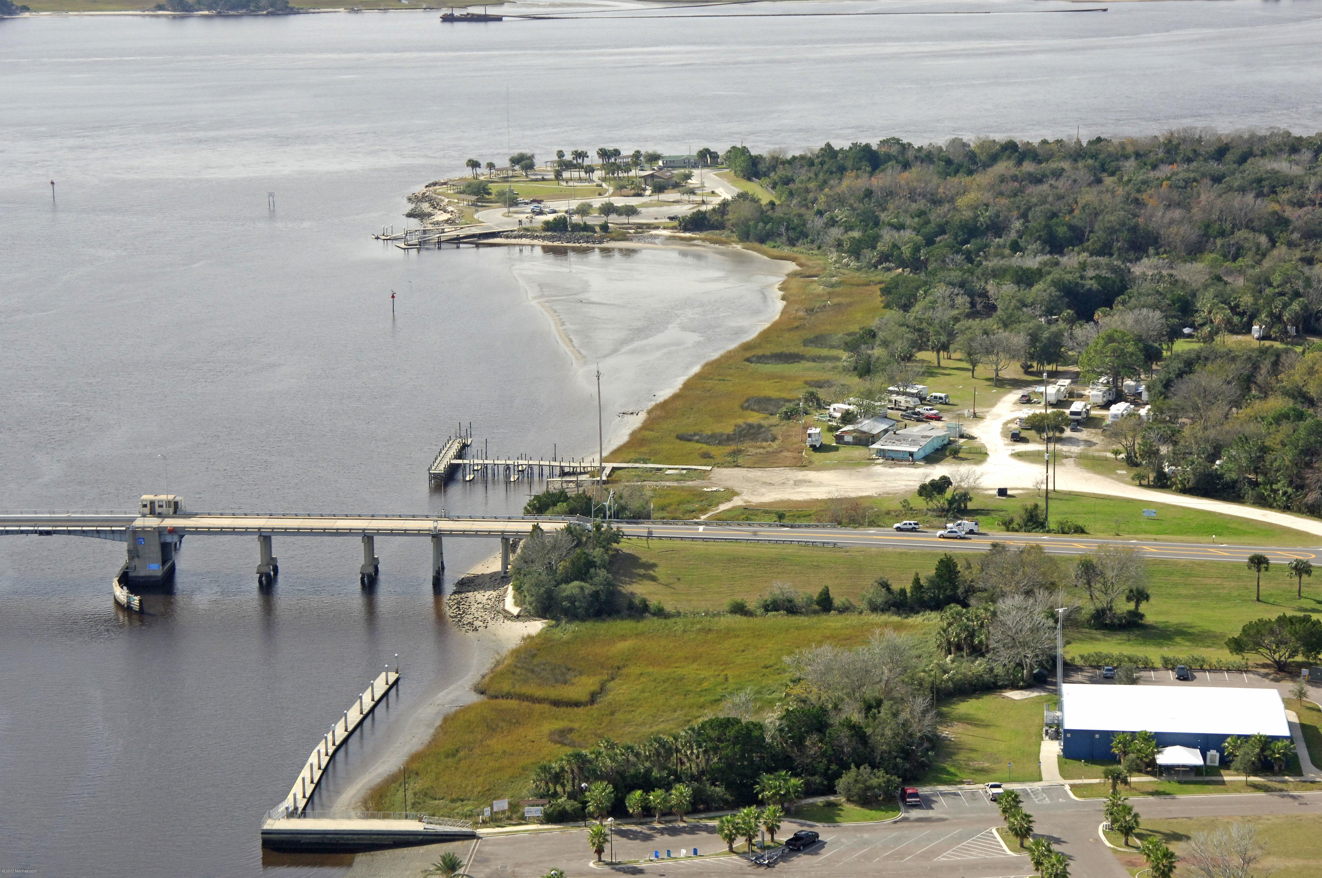 Riverfront Rv Park In Jacksonville Fl United States