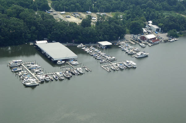 Worton Creek Marina