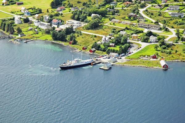 Haramsoya Ferry