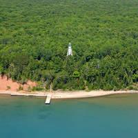 Michigan Island Light