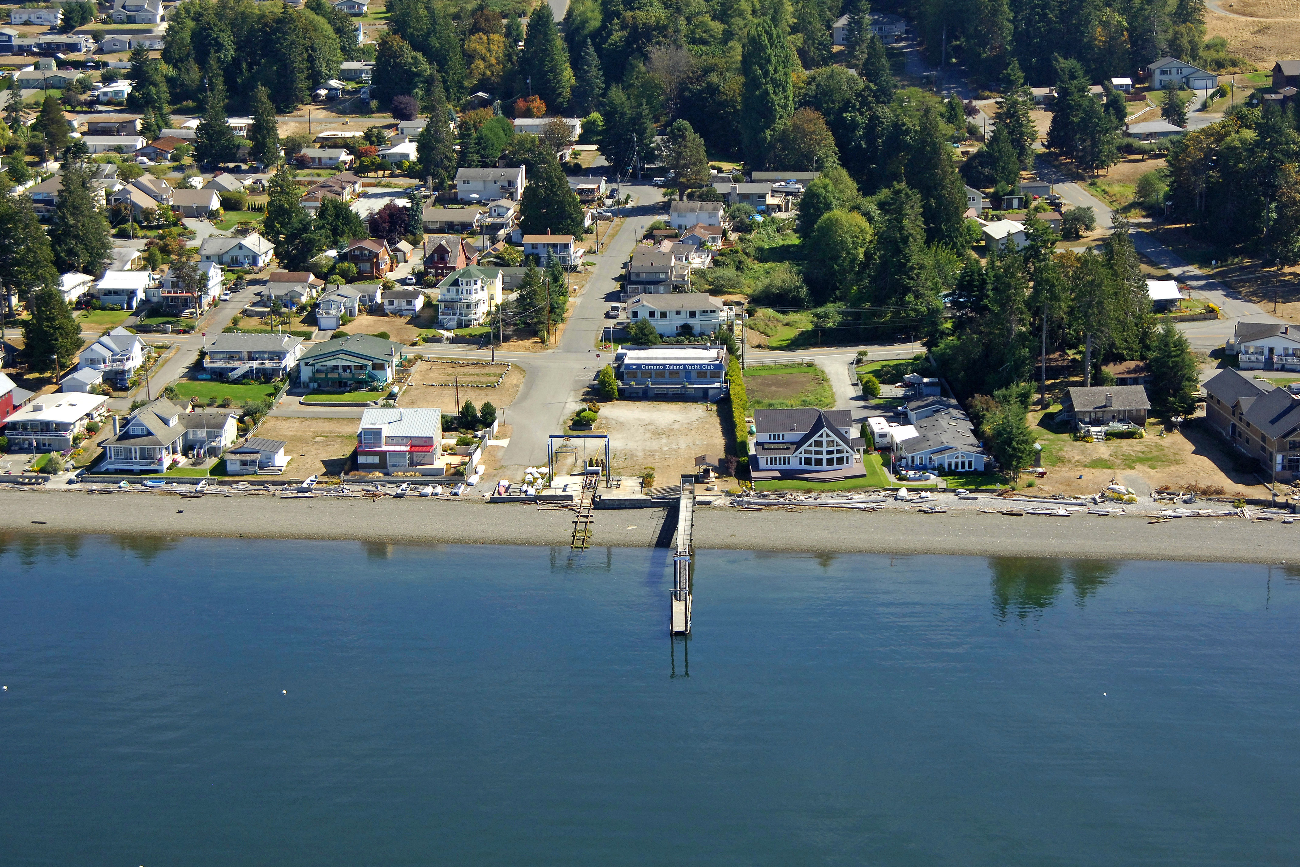 Stanwood Camano Yacht Club In Camano Island Wa United