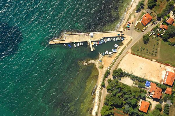 Lovrecica Harbour