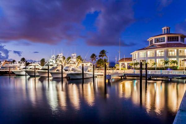 The Yacht Club Marina at Palmas Del Mar