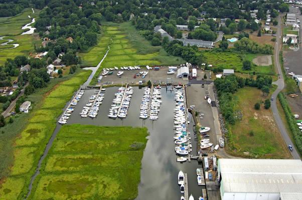 Riverside Basin Marina