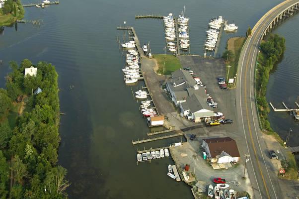 Shymansky's Marina