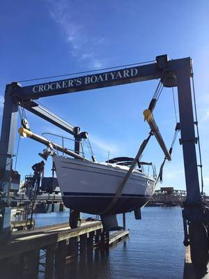 Crocker's Boatyard