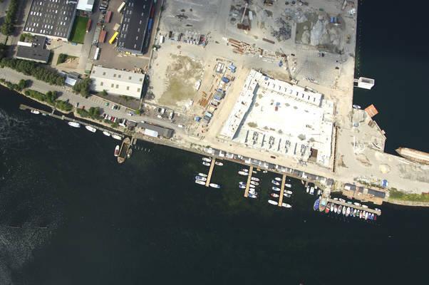Nordre Sluseholm Marina