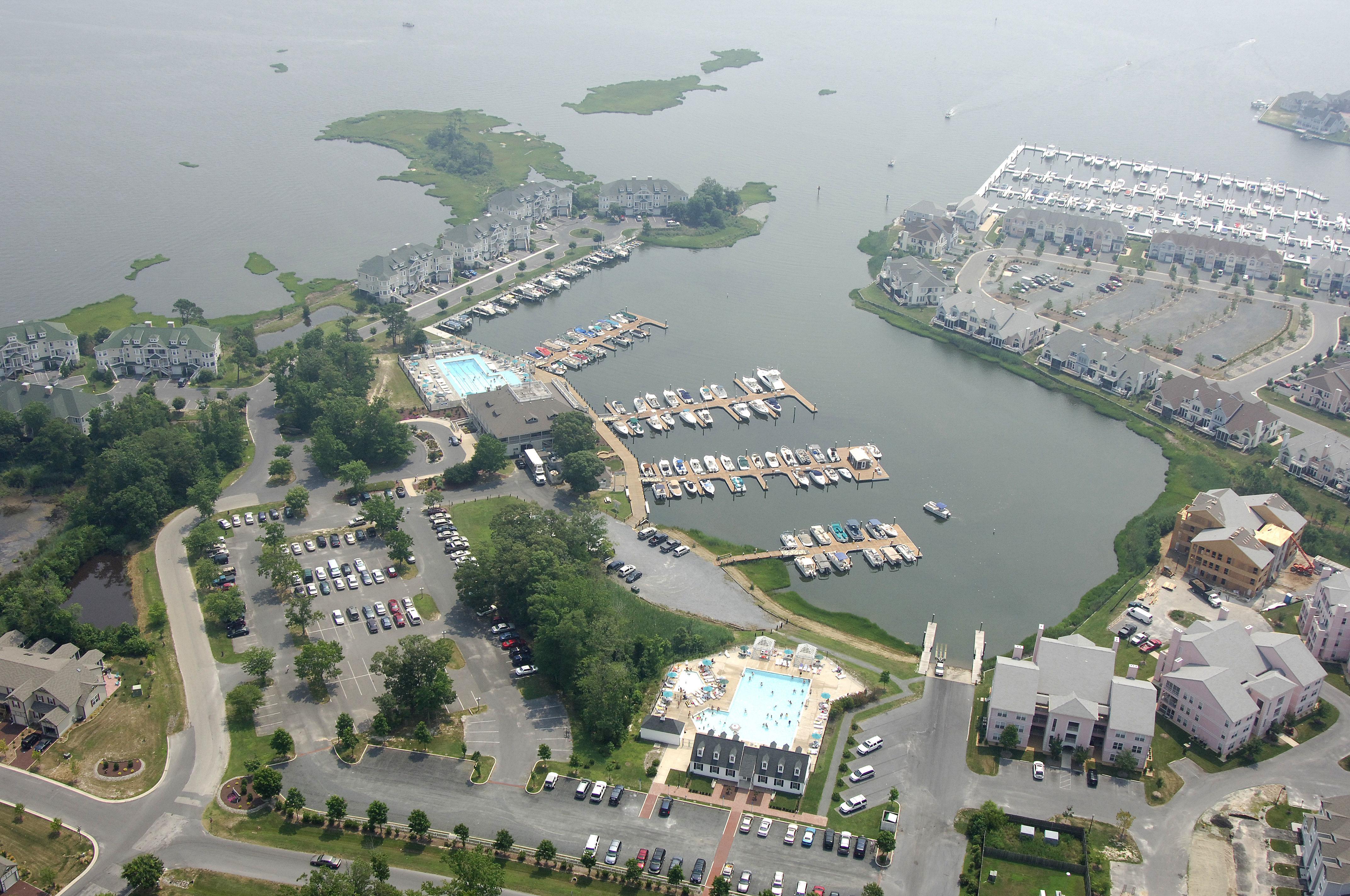 Ocean Pines Md >> Ocean Pines Association Yacht Club Marina In Ocean Pines Md