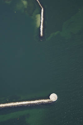 Hundested Faergehavn Inlet
